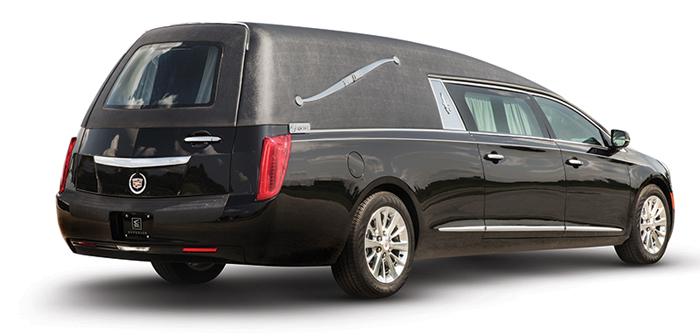 Correct Monnereau Cadillac rouwauto 120