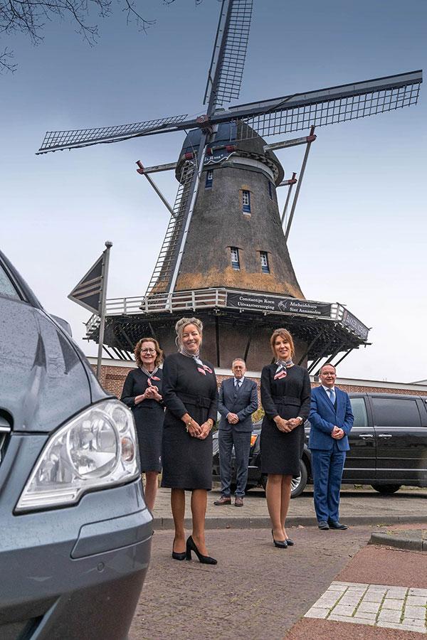 Team Uitvaartverzorging Nijmegen-Sint Anna Molen-Constantijn Koen